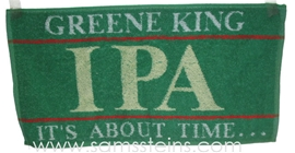 Greene King IPA Pub Towel