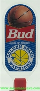 Budweiser Golden State Warriors Tap Handle