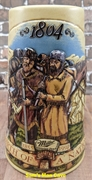 1994 Miller Birth Of A Nation Series Lewis & Clark Mug