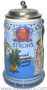1995 Strohs Friendship II Stein