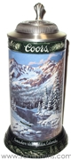 2004 Coors Somewhere Near Golden Colorado II Stein