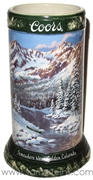 2004 Coors Somewhere Near Golden Colorado II Mug