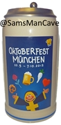 2012 Munich Oktoberfest Official Beer Stein