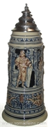 2007 King Limitat Rustic  Beer Stein