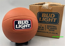 Bud Light Basketball Tapmarker Cover