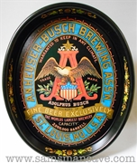 Anheuser-Busch Brewing Association A&Eagle Beer Tray