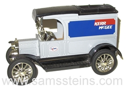 Kerr McGee 1913 Model T Van Bank