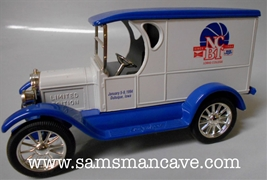 Anheuser-Busch NCBT Truck Series #03 1923 Delivery Van Bank