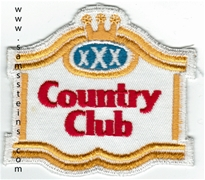 Country Club XXX Beer Patch