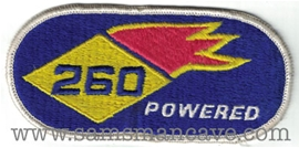 Sunoco 260 Powered Patch
