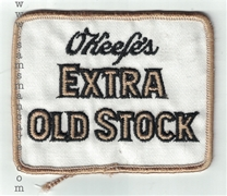 O'Keefe's Extra Old Stock Patch