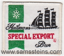 Special Export Clipper Ship Square Beer Patch