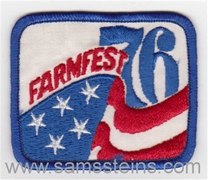 Schell's Farmfest 76 Beer Patch