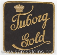 Tuborg Gold Large Beer Patch