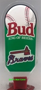Bud Atlanta Braves Tap