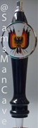 Imperial Germany Coat of Arms Tap Handle