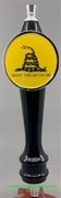 Gadsden Flag Tap Handle