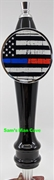 Thin Blue Line Thin Red Line Tap Handle