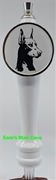 Edel Weiss Beer Tap Handle