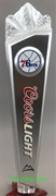 Coors Light 76ers Tap Handle