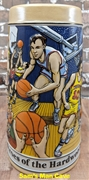 Budweiser Sports History Series IV Heroes of The Hardwood Mug