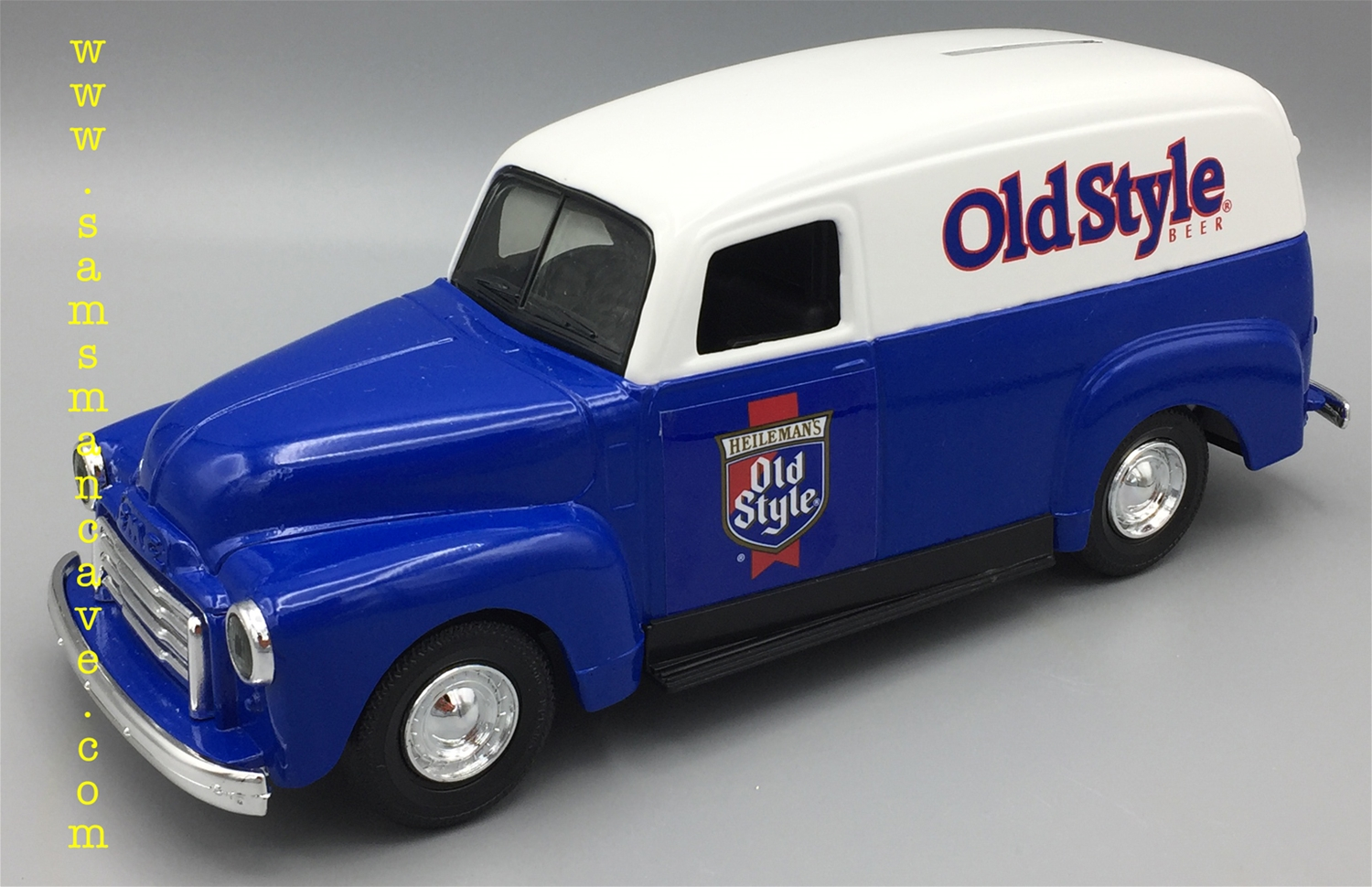 Old Style 1951 Gmc Truck Bank