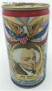 Falstaff John Adams Beer Can