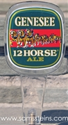 Genesee 12 Horse Ale Tap