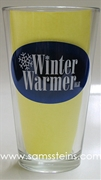 Lancaster Brewing Winter Warmer Ale Pint Glass