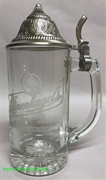 Leinenkugel's Glass Stein