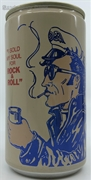 Rock & Roll 1981 Beer Can
