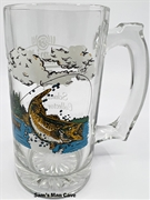 Schmidt's Bass Glass Mug