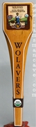 Wolavers Seasonal Alta Gracia Coffee Porter Tap Handle