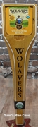 Wolavers Seasonal Wildflower Wheat Tap Handle