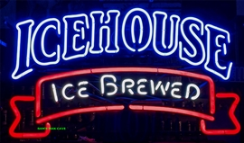 Icehouse Ice Brewed Neon