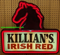 Killian's Irish Red Neon