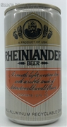 Rheinlander Beer Can