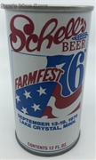 Schell's Beer Farmfest 76 Beer Can