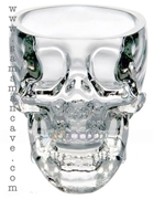 Crystal Head Vodka Skull Shot Glass