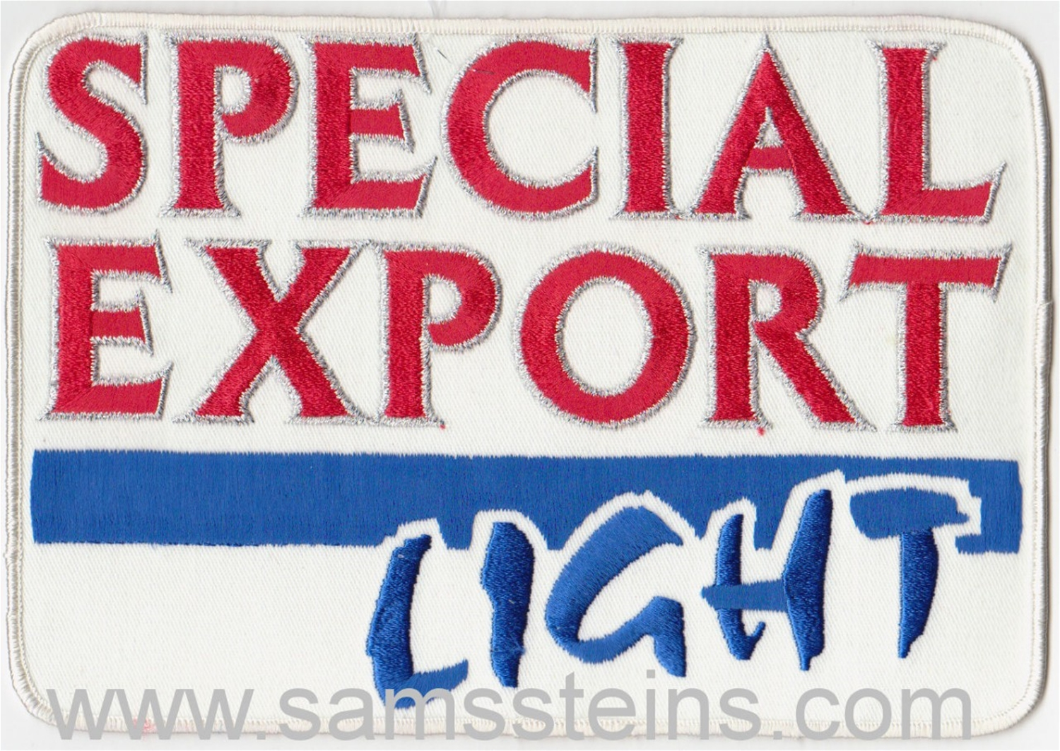 Special Export Light Large Beer Patch