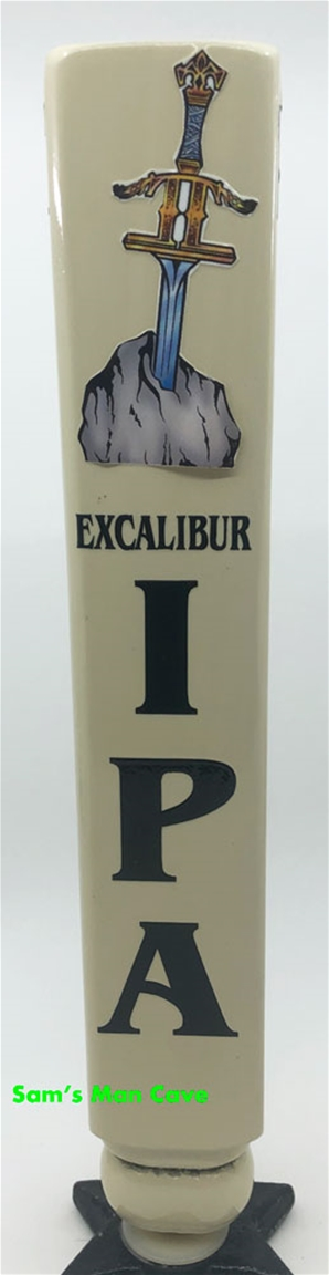 Excalibur IPA Tap Handle