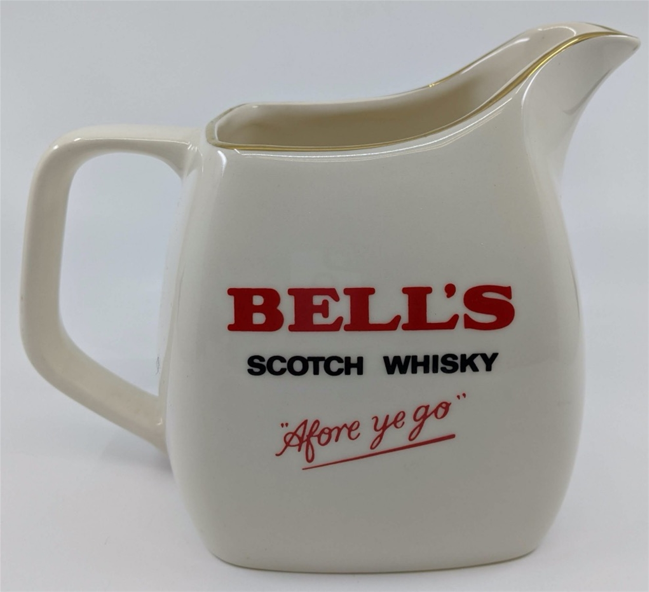 Bell's Scotch Whisky Pitcher